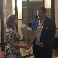 District Governor Visit 2
