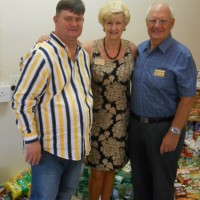 Elandspark School Food Drive & Tekkie day 1