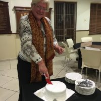 Farewell to Past President Frances Feig  3