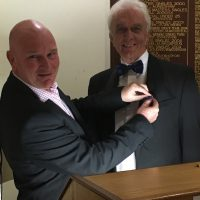 Induction of President Alan Rock 3